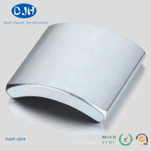Arc Shaped Magnets Used in Motor or Generator or Electronic Products