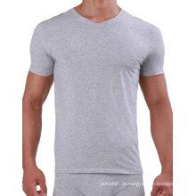 Mens Pima Baumwolle Gym T-Shirt