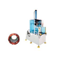 Machine électrique de formage et de façonnage du train de stator à moteur électrique