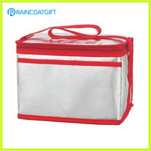Promotional Custom Logo Printed Non-Woven Insulated Wine Cooler Bag