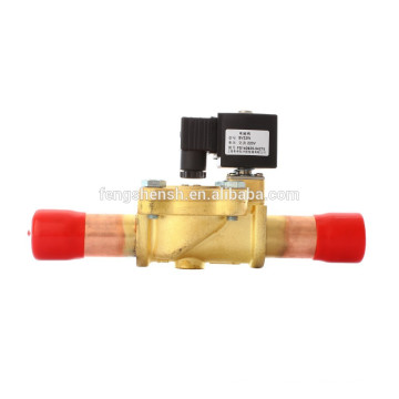 2-ходовой электромагнитный клапан