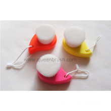 Private Label Soft Hair Facial Cleaning Brush