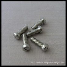 Slotted Button Head Screw