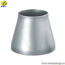 Réducteur concentrique en acier inoxydable de haute qualité