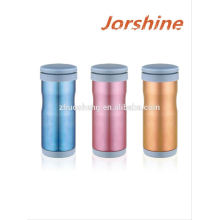 2015 high quality 12oz colored, lovely giant vacuum flask