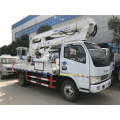 Dongfeng 4x2 truck mounted 14-16m aerial work platform