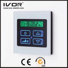 Interruptor táctil del termóstato del acondicionador de aire (SK-AC1000R-NT)