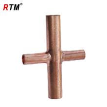 reduzindo os fabricantes de conexões cruzadas de cobre