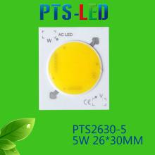 Alta potência 5W/7W/9W/12W/15W /20W AC COB LED alta qualidade 110V 220V Driverless Power LED