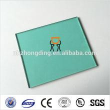 UV покрытие 10мм 12мм 14мм 15мм поликарбоната цельного листа