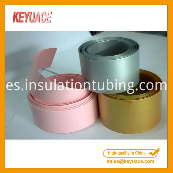 PVC Heat Shrinkable Tubing
