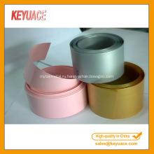 ПВХ красочные термоусадочная трубка для батареи