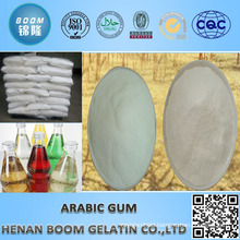 Natural Arabic Gum as Stablizer in Beverage Products