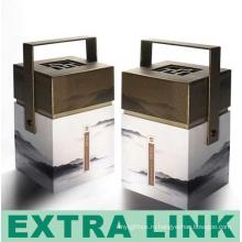Нестандартная Конструкция Recyclable Guyabano Чай Бумажная Коробка Упаковки