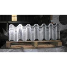 Placa colorida de alumínio para construção