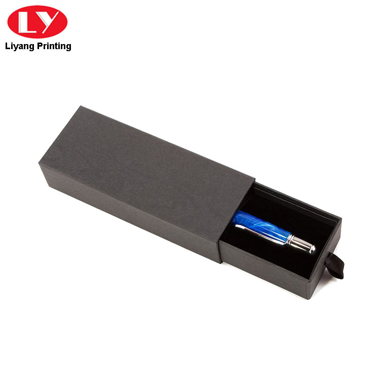 Drawer Slide Pen Box