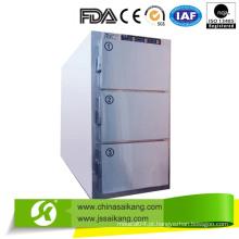 Refrigerador Mortuário (3 cadáveres)