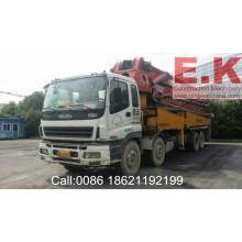 Camion de pompe à béton Sany d'occasion (SY5383THB-48)