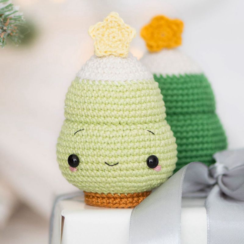 12 2 Crochet Christmas Gifts