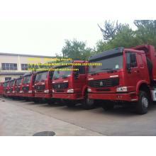 Capacité de chargement élevée de camion à benne basculante de mine de 10 roues