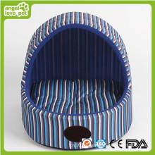 Cama hecha a mano del perro, cama casera de la casa de perro (HN-pH555)