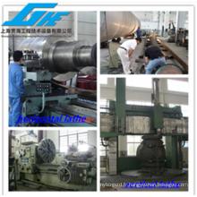 Procédure Mechine Processus Structure en acier et processus de structure en acier non standard
