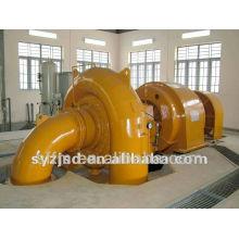 Каплан-турбогенератор для гидроэлектростанции