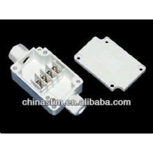 Tibox Plastic Waterproof Terminal Block Box IP66