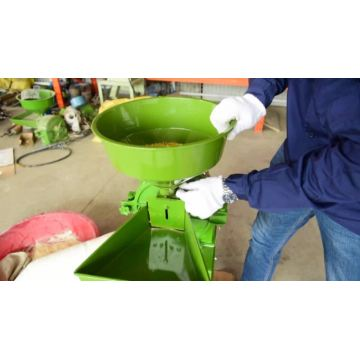 Ngô ngô Chilli Herb Rice Wheat Wheat Wheat Hammer and Claw Type Mill Machine
