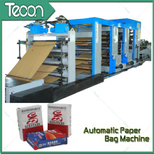 New Type High Performance Paper Bag Making Machine (ZT9804 & HD4913)