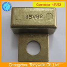 Conector de cabo adaptador 45V62 para tocha tig