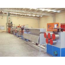 Máquina da produção da correia da embalagem do ANIMAL DE ESTIMAÇÃO / máquina extrusão