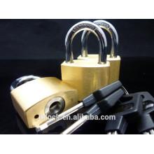 MOK @ W205 50mm,60mm,70mm shipping safy door used padlock brass