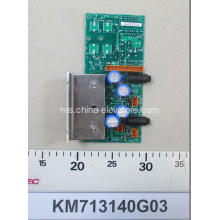 KONE Lif LCEREC Power Board KM713140G03
