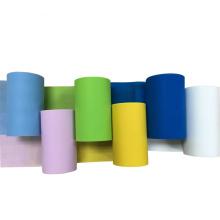 Tecido não tecido PP spunbond de alta qualidade Tecido 100% não tecido para bolsas / móveis / máscara