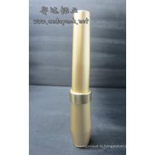cas d'eyeliner eye-liner doré tube