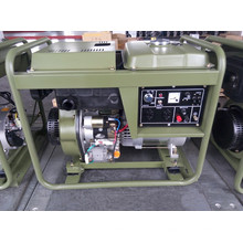 AC Single Phase 5kw Diesel Generator für Army Use