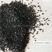 Carbón activado de cáscara de coco de dureza para minería de oro