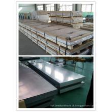 5083-H116 placa de alumínio com tamanho 3-25mm * 2000mm * 8000mm