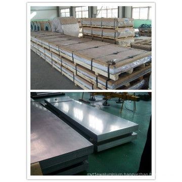 5083-H116 Aluminum Plate with Size 3-25mm*2000mm*8000mm