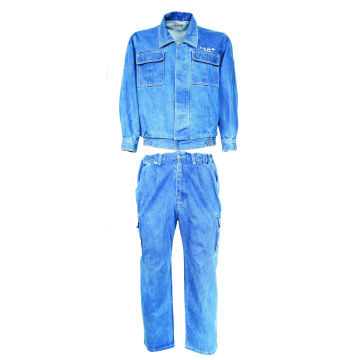 Flame retardant suit saman
