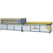 Máquina de prensa de membrana de vacío