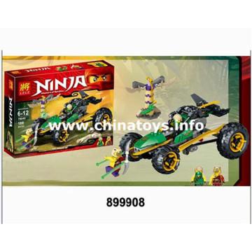 Boa qualidade brinquedos de plástico bloco de construção (899.908)