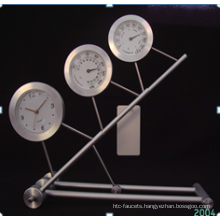 Aluminium Table Gift Clock (DZ45)