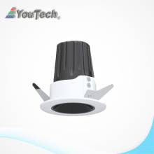 alta potencia estenopeica led downlight