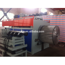 HDPE Plastic Steel Large Diameter Hollow Wall Winding Pipe Production Line with CE