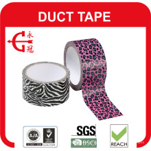 Natural Rubber Colorful Cloth Duct Tape