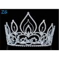 High Quality Rhinestone Wedding Crowns Tiaras crystal Girls Crowns