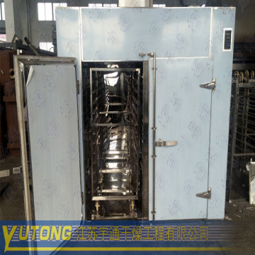 Energy saving hot air circulating drying oven