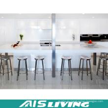 Muebles modernos del gabinete de cocina del almacenamiento de la laca (AIS-K416)